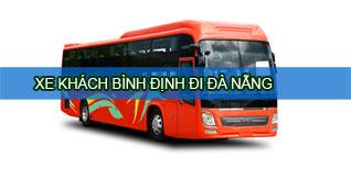 Xe khách Bình Định đi Đà Nẵng